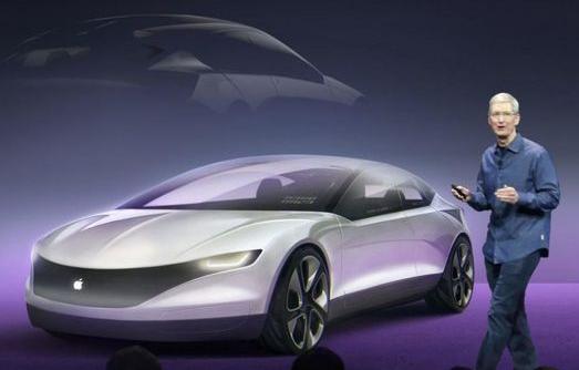 苹果汽车有望2020年发布 续航里程500公里吸眼球